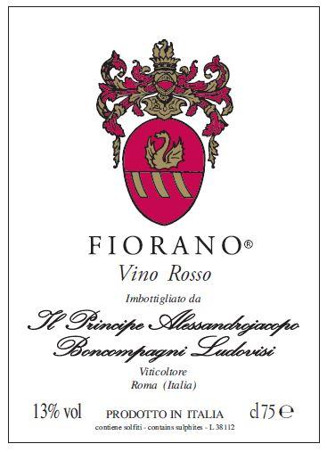 Fiorano Rosso 2012