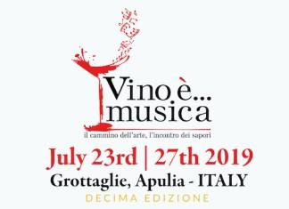 Vino è... musica 2019