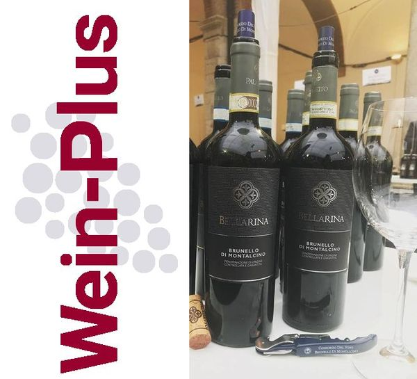 Brunello di Montalcino 2014 Bellarina Excellent per Wein-Plus