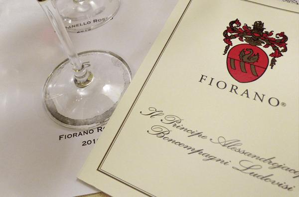 La Tenuta di Fiorano al Life of Wine 2019 a Roma