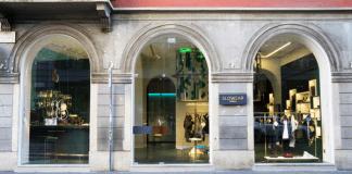 Franciacorta Bar presso Slowear18 a Milano