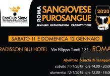 Sangiovese Purossangue a Roma 2020