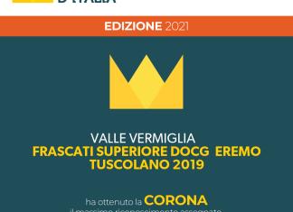 Corona 2021 Eremo Tuscolano