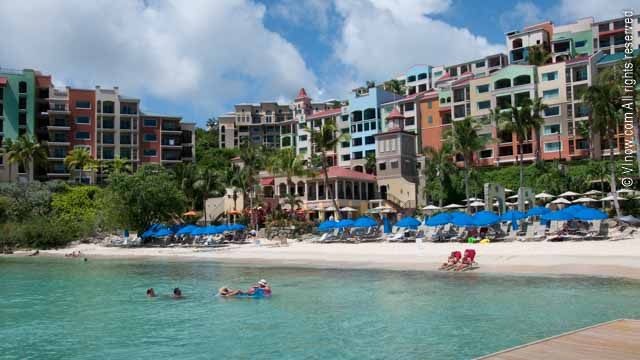 st thomas accommodations virgin