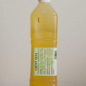 Ľanový olej 1L