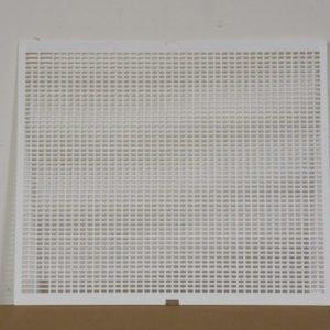Materská mriežka plastová 500×425
