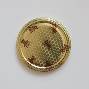 Viečko TWIST Holland Bee (82mm)