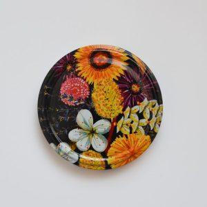 Viečko TWIST Flower (82mm)