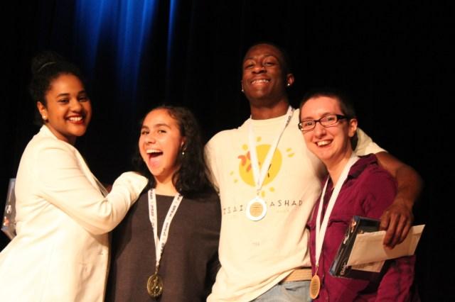 Speak Up – Intercollegiate Poetry Slam