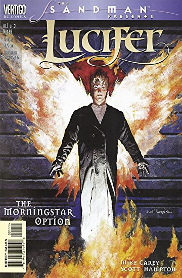 "What's the deal with: Lucifer Morningstar – ""The Sandman Presents: Lucifer"""