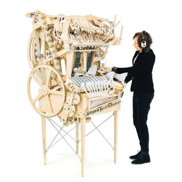 Wintergatan – Marble Machine