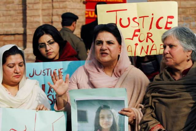#Justice For Zainab