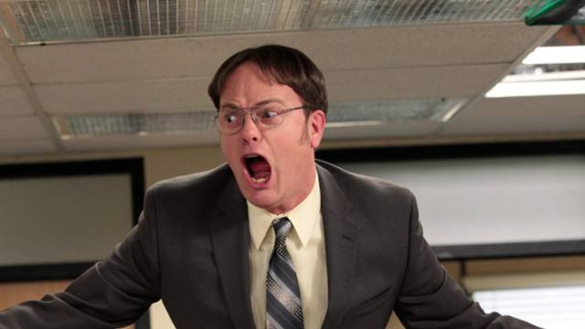Technology and A Message from Dwight Schrute