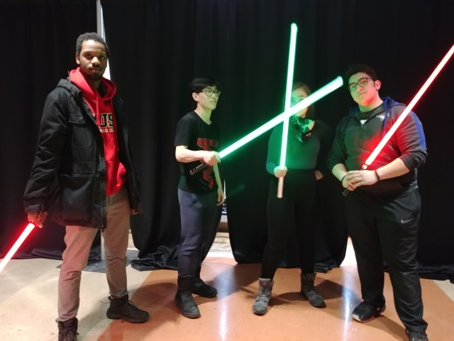 Vanier Student Life's First Annual Geekcon