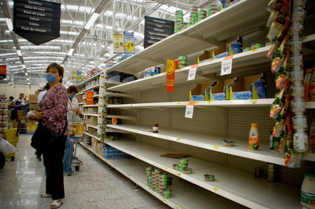 Coronavirus Leads to Shortages Other than Toilet Paper