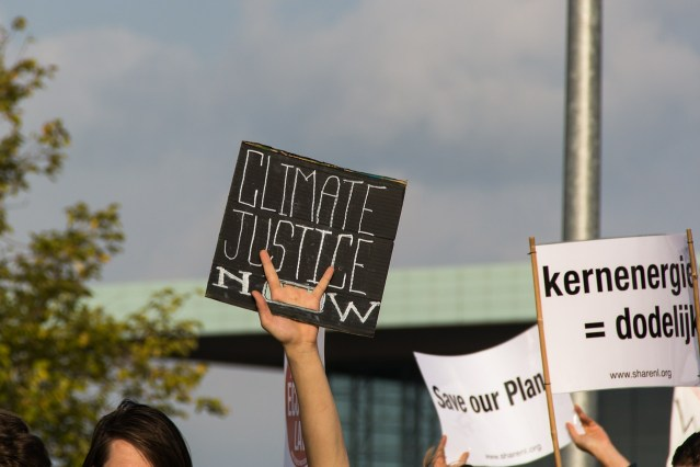 Intersections on Climate Justice Road