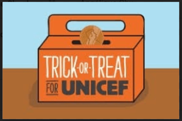 Halloween, Education and Charity