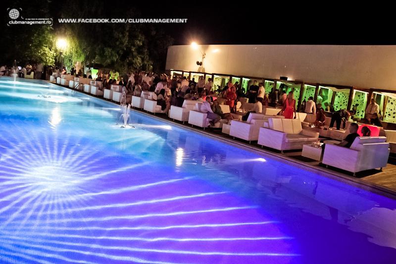 Inaugurarea Heaven Pool  Lounge Timisoara