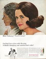 1965 loving care hair color vintage