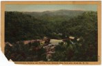 West Virginia State Park Vintage Postcard