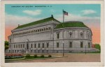 The Corcoran Gallery of Art Vintage Postcard