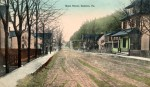 Vintage Postcard of Main Street in Ralston Pennsylvania