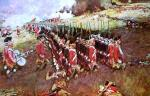 Revolutionary War Painting