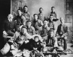 Vintage Baseball Team Postcard from Nevada – 1904 – 1905