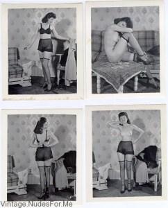 Four Polaroids
