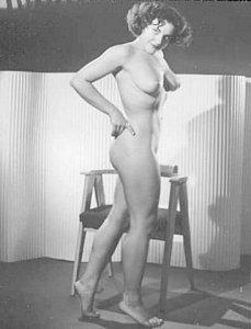 Art school nude