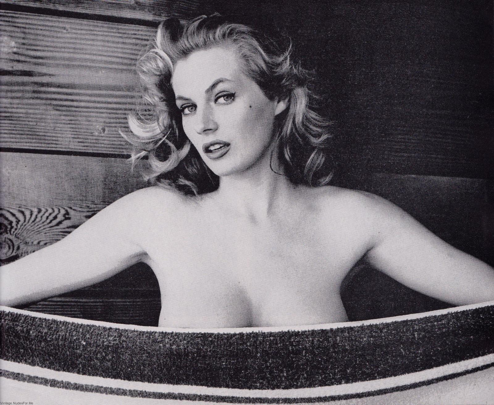 anita nude Playboy ekberg