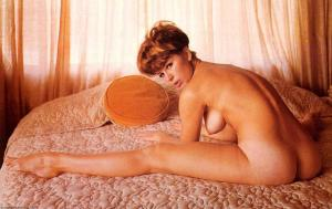 Gay Collier, Playboy Playmate - July 1955