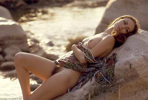 Bonnie Large Playboy Playmate 18
