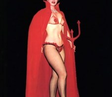 Lucille Ball as the Devil