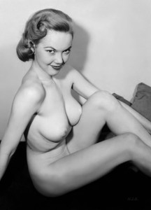 Pin-up Judy O'Day 2