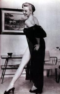 Pin-up Judy O'Day 34