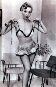 Pin-up Judy O'Day 36