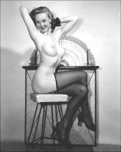 Pin-up Judy O'Day 62