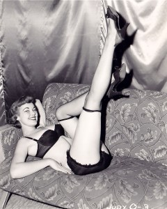 Pin-up Judy O'Day 65