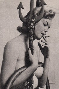 Satan Mag - Pin-up Judy O'Day 66