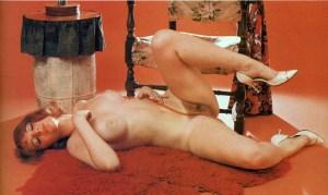 Bridget Maier - Men's World 1976