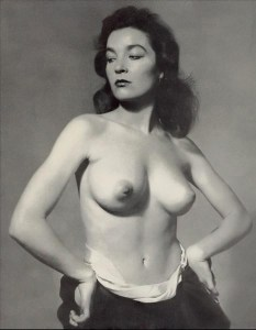 Nude Calendar Model