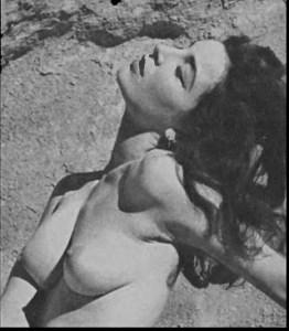 Vintage Playboy Model
