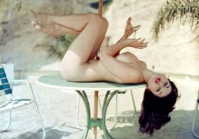 Glenda Graham – Vintage nudie model