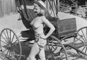A Vintage CowGirl