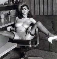 Lillian Parker Vintage Stripper