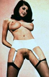 Vintage Model Lillian Parker 024