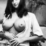 Vintage Model Lillian Parker 032