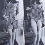 Vintage Model Lillian Parker 058