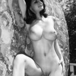 Vintage Model Lillian Parker 069